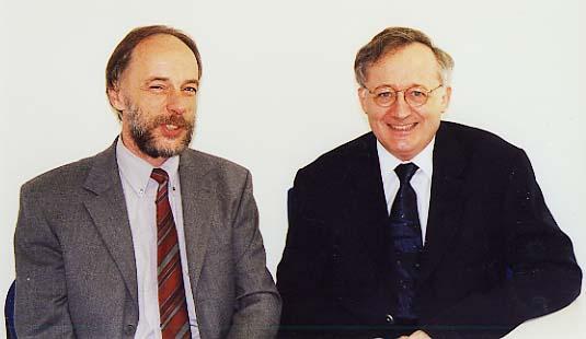 with Reinhard Wilhelm