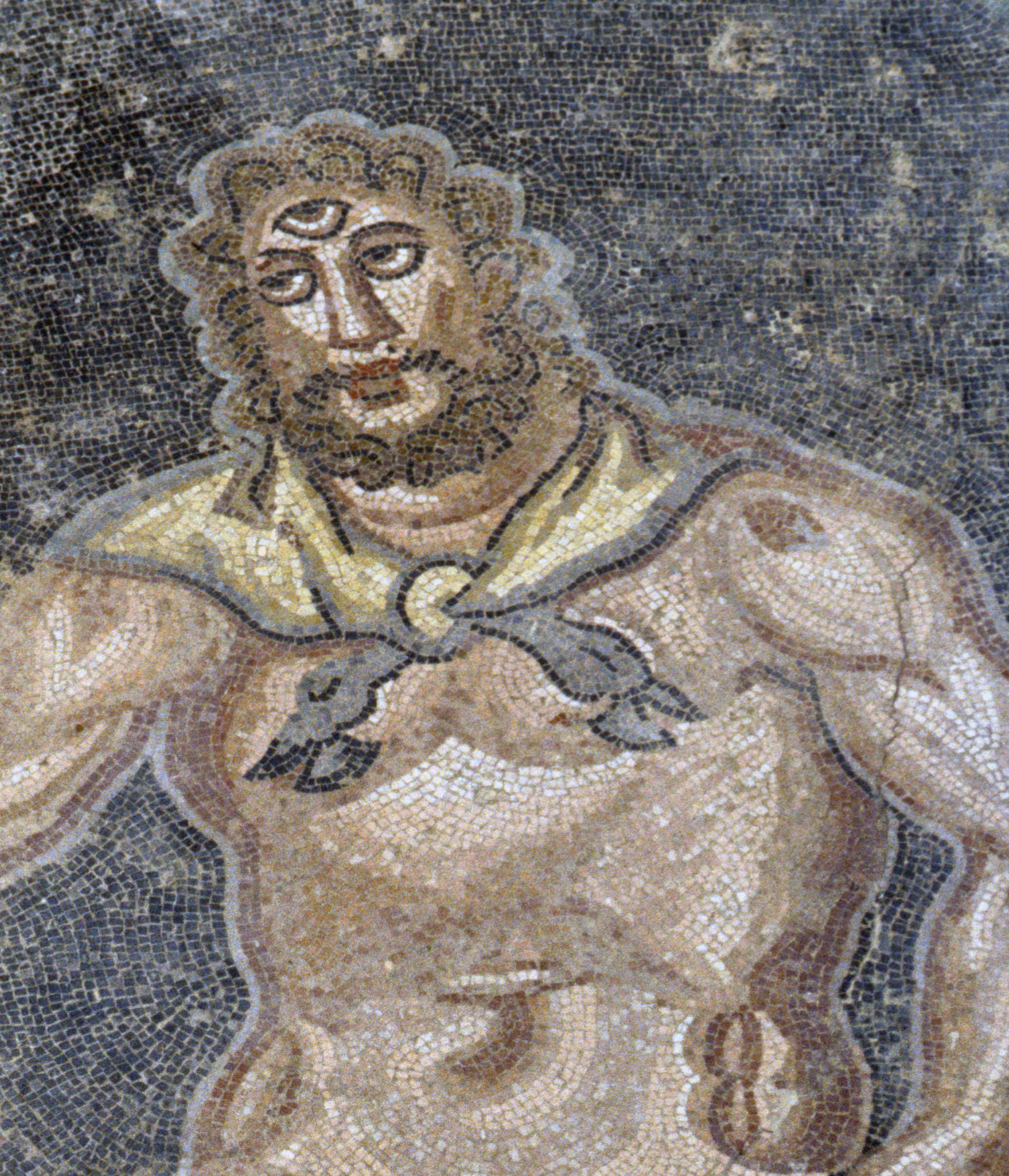 Image result for polyphemus villa casale mosaics